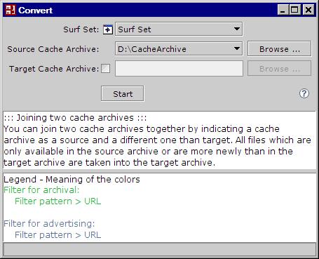 MM3-Convert Configuration
